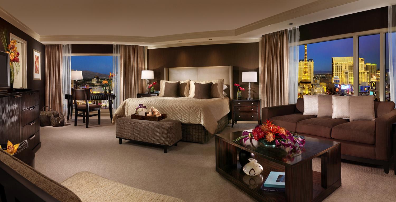 Großes Luxushotel In Las Vegas